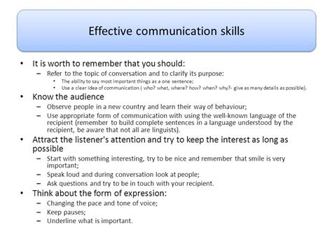 how to communicate in a new culture ppt