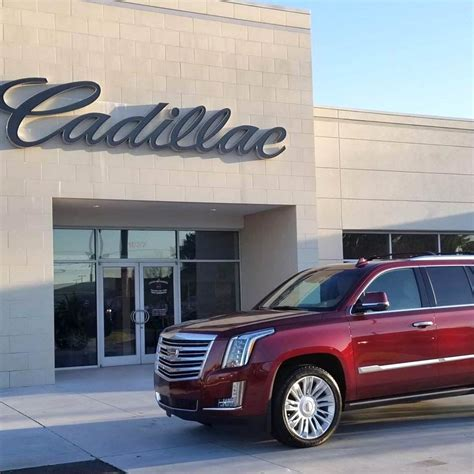 About Our Cadillac Dealership - Fayetteville Cadillac ...