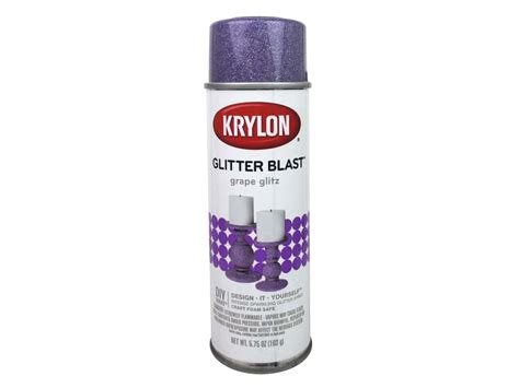 Krylon Glitter Blast Spray Paint 5.75 Oz. Grape Glitz Laminate Flooring Spacers Compared To Hardwood Sparkle Where Buy Cheap Herringbone Wood Floor Vs Tiles What Cut With