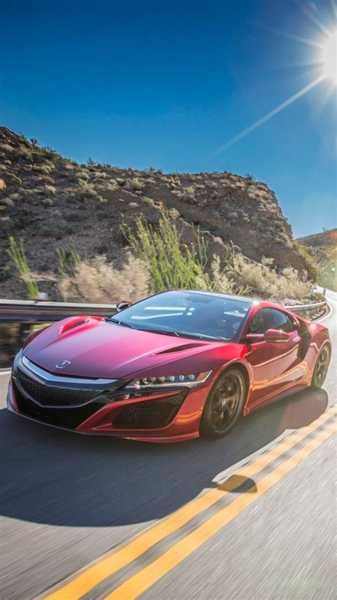 Acura Nsx Iphone Wallpaper by Wallpaper Acura Nsx Cars 2017 4k Cars Bikes 15649