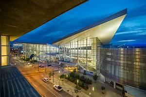 Phelps Designs Colorado Convention Center Expansion Clutch Design