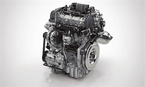 Volvo Cars Launches Its First Three-cylinder Engine