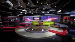 SMG Dragon TV - Shanghai - Talk Shows Set Design - 1 ...