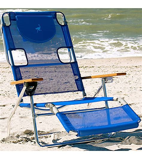 ostrich face down 3n1 beach chair at swimoutlet com free