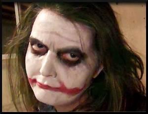 Heath Ledger Joker Makeup Tips - Mugeek Vidalondon