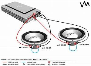 Jl Audio W6v2 Wiring Diagram