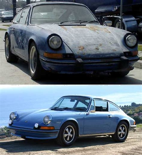 porsche before and after the not so shiney porsche picture thread page 3