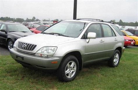 2001 Lexus Suv Pictures All Pictures Top