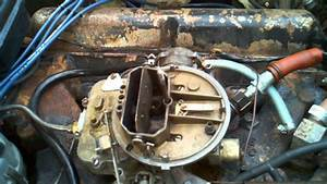 1962 Lincoln Continental Stalling Carburetor Fix