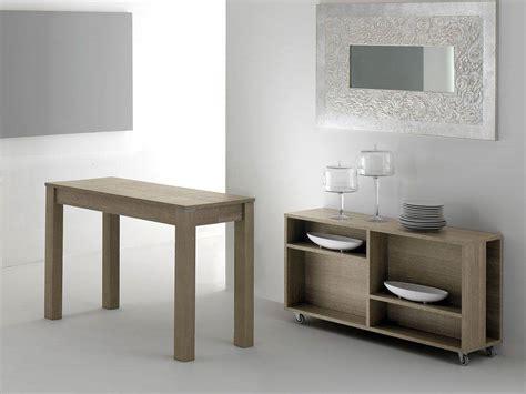 consolle da letto excellent magic box tavolo consolle allungabile in legno