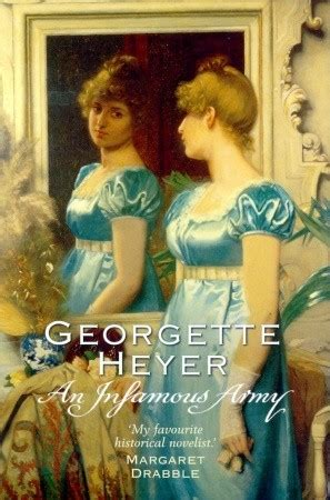 infamous army alastair audley   georgette heyer