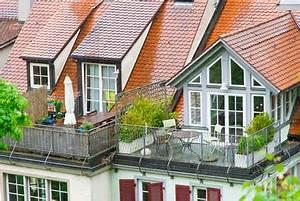 Dachterrasse Auf Flachdach Bauen : dachterrasse tipps ratgeber zum sachgem en bau ~ Frokenaadalensverden.com Haus und Dekorationen