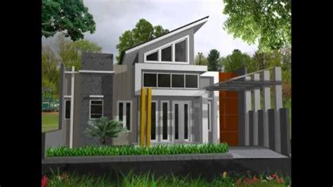 desain rumah minimalis  lantai ukuran  yg