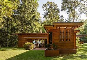 100+ [ Frank Lloyd Wright Style Home Plans ] House Of