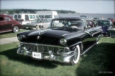 quot 1956 ford fairlane custom classic cars series quot by jack