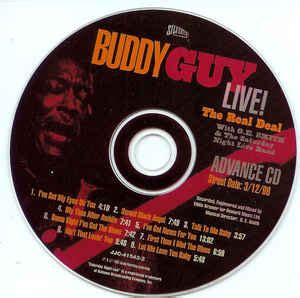 Buddy Guy With G.E. Smith And The Saturday Night Live Band ...
