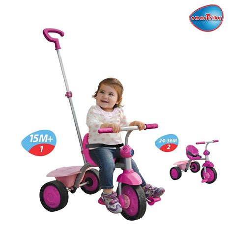 Funi Smart by Smartrike 2 In 1 Pink Co Uk Toys