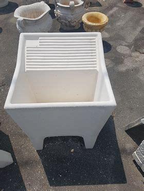lavello cemento lavello lavatoio in cemento mondo artistica