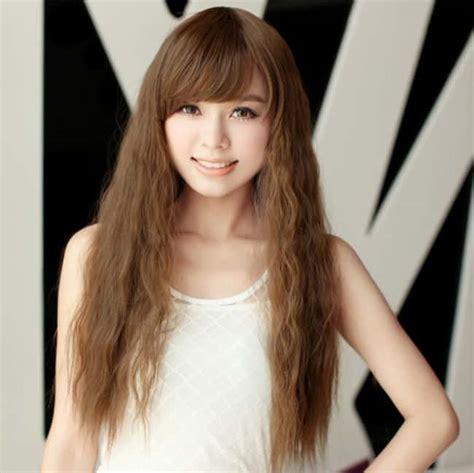 famous korean hairstyles  ladies sheideas