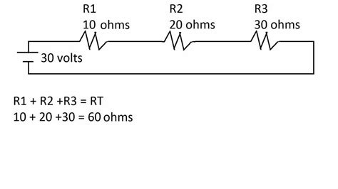circuits  series   find current  voltage
