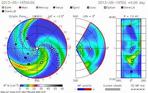 Update - Simulation Indicates CME May Pass By Spitzer ...