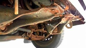 1993 Toyota Pickup Front End Rusted  Help