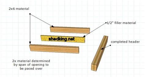 single shed doors