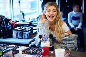 The art of contouring: Gigi Hadid collaborates with Maybelline