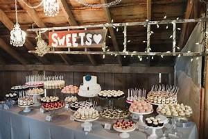 12 Best Wedding Dessert Bars - Pretty Happy Love - Wedding