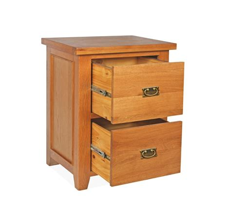two drawer wood file cabinet canterbury oak 2 drawer filing cabinet