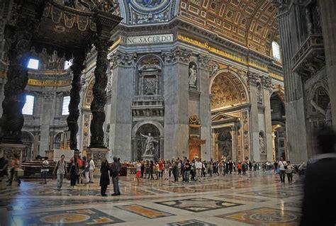 Cupola Basilica San Pietro by Citt 224 Vaticano Visita Alla Basilica Di San Pietro