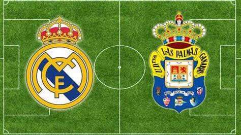 Canal de televisión para ver en vivo Real Madrid vs Las Palmas
