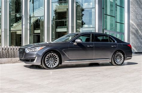 2018 Genesis G90 Release Date And Price  2018 Car Reviews