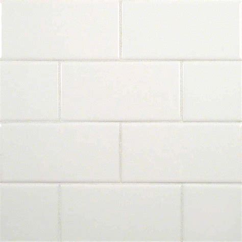 white subway tile 3x6 pure white subway 3x6 glossy ceramic wallandtile com