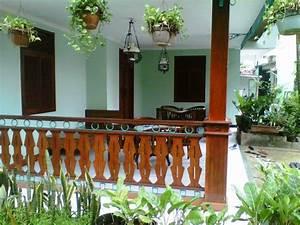 Denah Rumah Betawi Arsitektur Betawi Nathaniaseptavy Desain Rumah