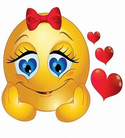 Emoji Smiley Clipart Emoticon Face Faces Heart