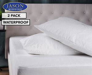 jason coolmax waterproof pillow protector twin pack ebay With best waterproof pillow protector
