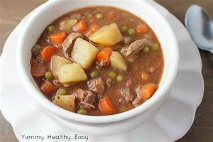 How To Make A Low Calorie Beef Stew