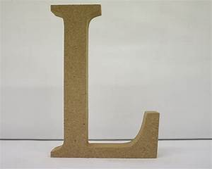 wooden letter l needlecraft With wooden letter l