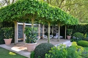 Les Plus Beaux Arbres Pour Le Jardin : un jardin design qui rappelle la renaissance italienne ~ Premium-room.com Idées de Décoration