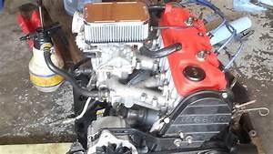 1986 Rebuilt Nissan Pulsar Nx Engine