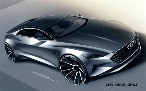 2014 Audi Prologue Concept  World Debut And Design Analysis