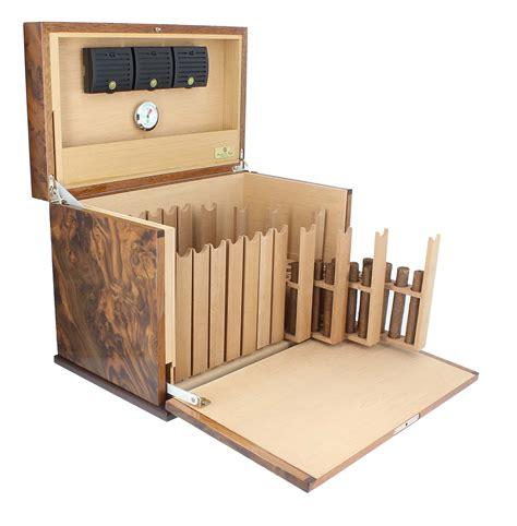 prestige cigar cabinet humidor station