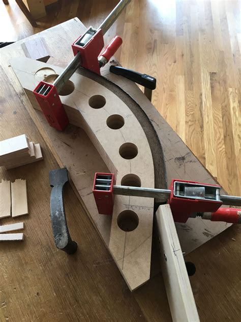 notes   steam bending jig popular woodworking magazine