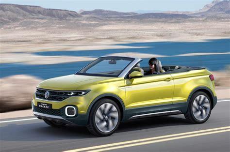 Volkswagen Tcross Breeze Hints At Possible Opentop Suv