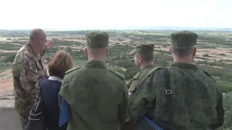 Italy: Russian observers visit site of NATO training ...
