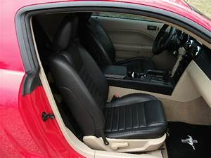 2007 V6 Mustang Interior Upgrade Options - Ford Mustang Forum