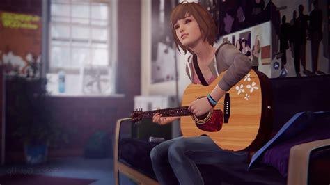 life  strange guitar room video games singing
