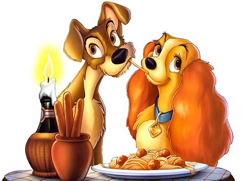 Walt Disney Characters Images Lady And The Tr S Spaghetti And Meatballs Maruhachi