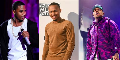 Bow Wow Chris Brown Trey Songz